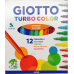 Giotto Turbo Color 12色水筆