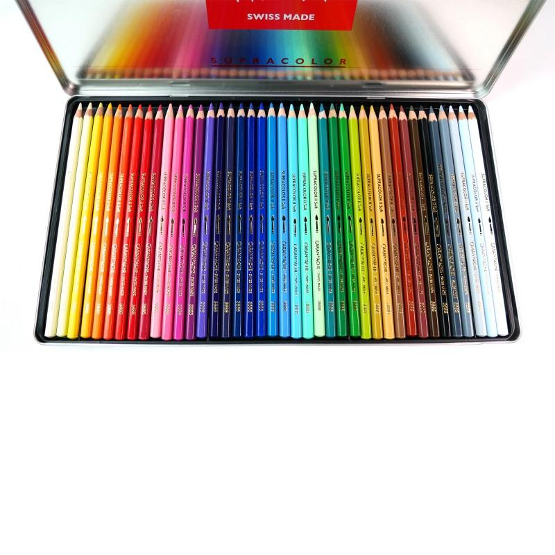 Supracolor 40色水溶性木顏色